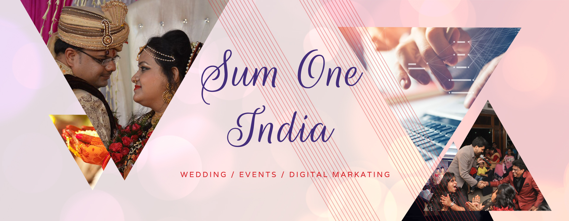 Digital Marketing, Event Management, Wedding Planning firm