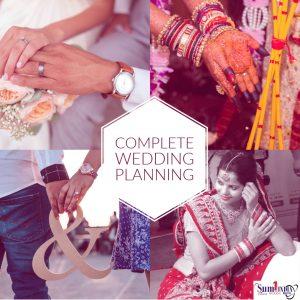 CComplete wedding planning